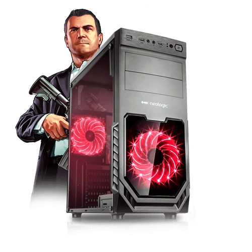 PC Gamer Neologic NLI80297 Amd A10 9700 16GB(Radeon R7 Integrada) 1TB